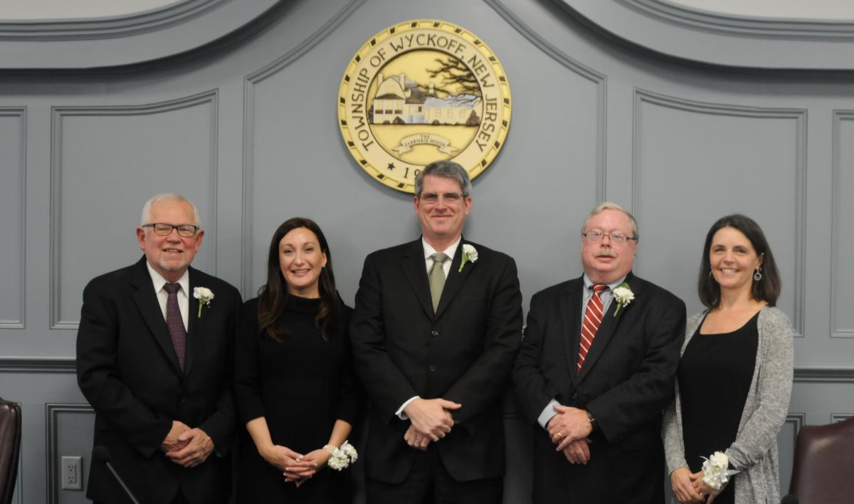Township Committee 2020