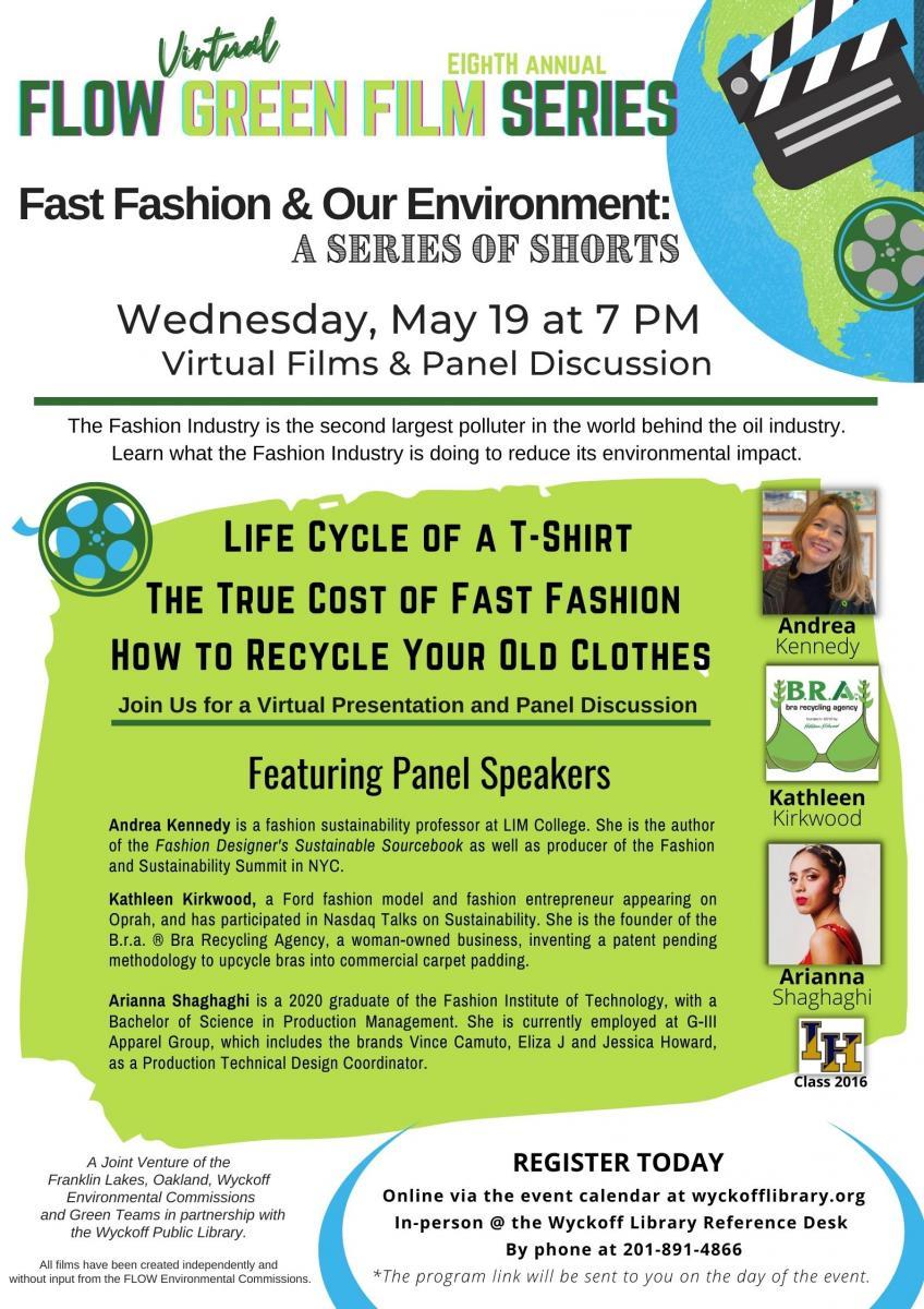 FLOW Film- Sustainable Fashion