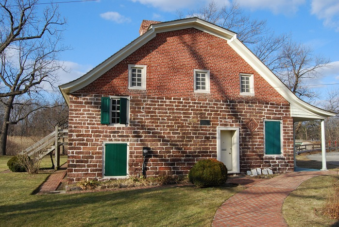 Historic Stone Building in Bergen County
