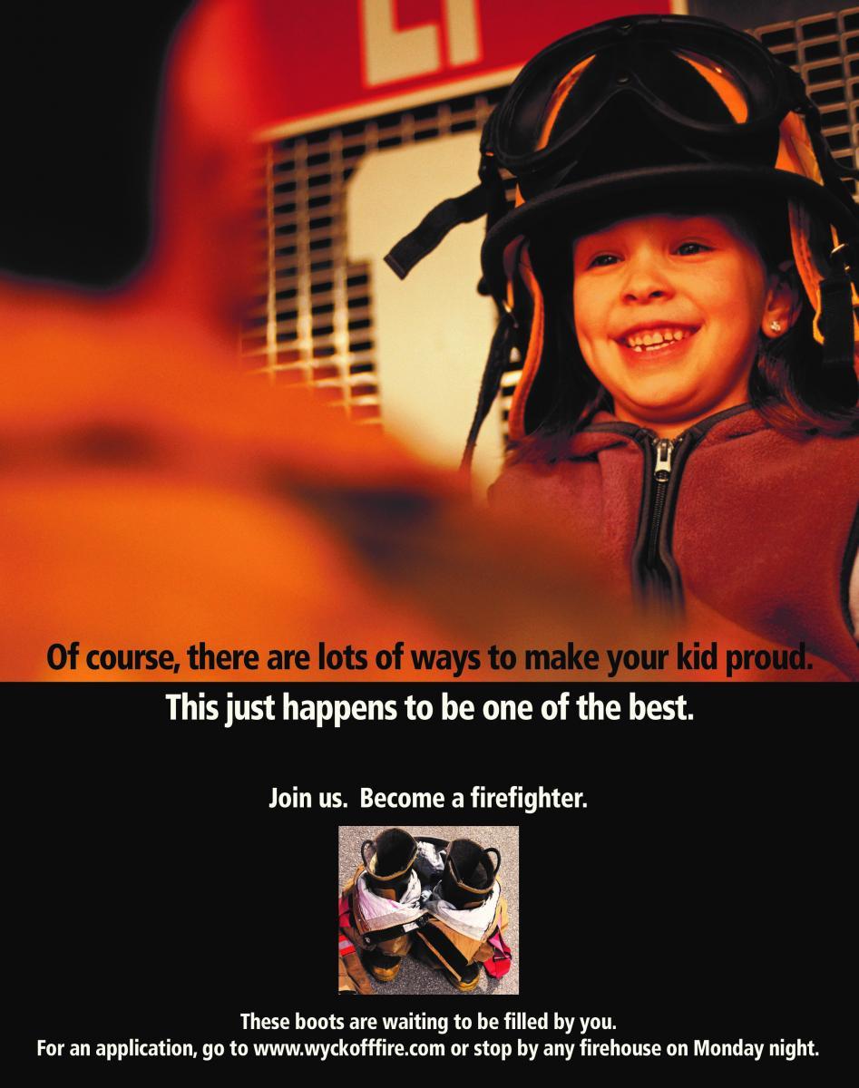 Fire Department Volunteers Needed