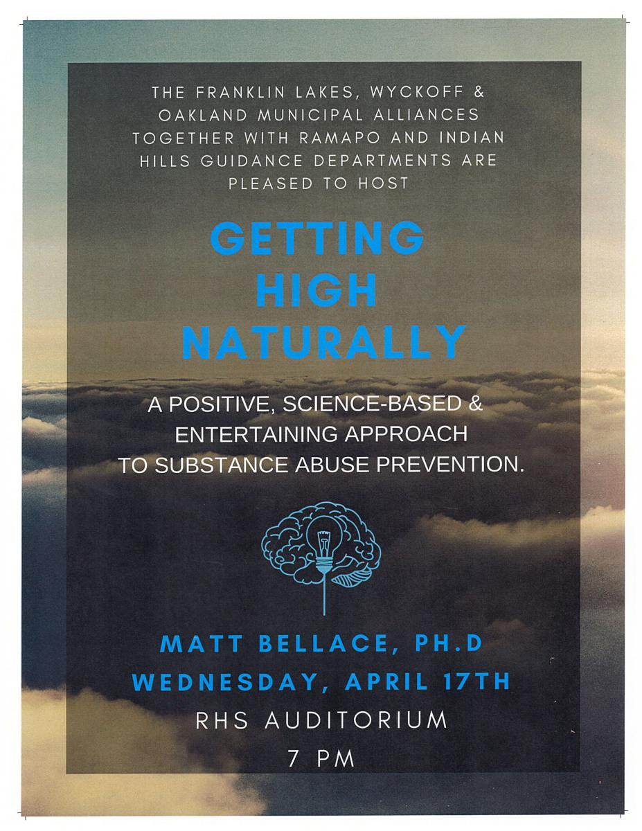 Drug & Alcohol Abuse Prevention Presentation 04.17.19