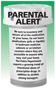 Parental Alert