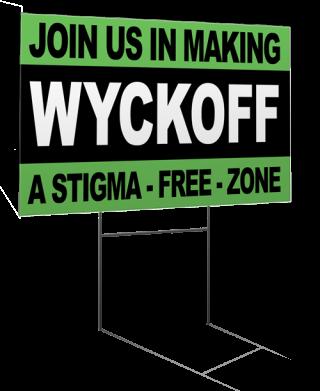 Wyckoff Stigma-Free Campaign